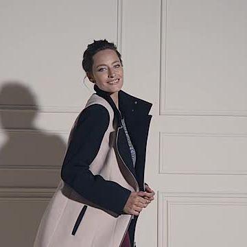 sacos elegantes para señoras Etam invierno 2020