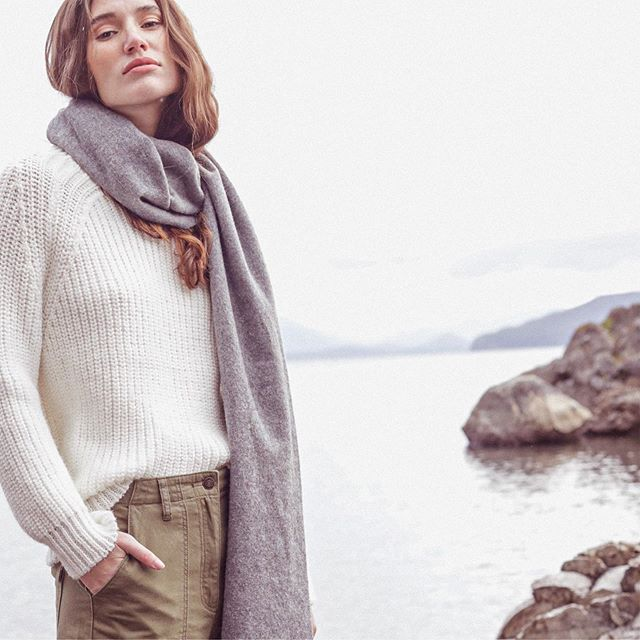 sweater lana mujer Le Utthe invierno 2020