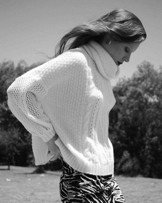 tejidos mujer juvenil Summa otoño invierno 2020