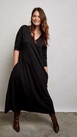 vestido para el dia señoras Mamy Blue invierno 2020