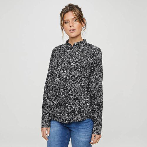 camisas casual taverniti mujer invierno 2020