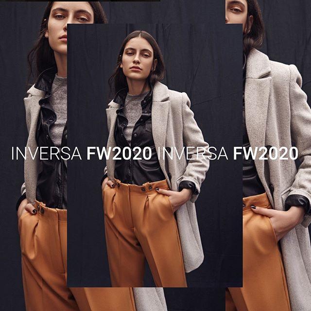 look con saco de paño juvenil inversa invierno 2020