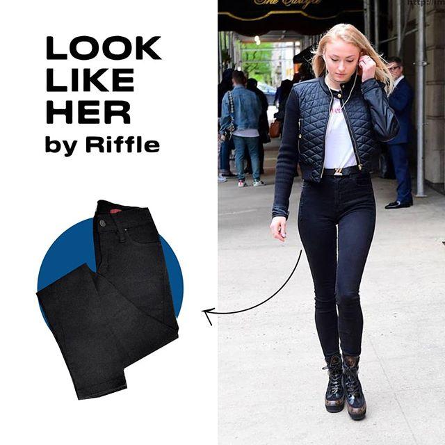 pantalon azul oscuro Riffle otoño invierno 2020