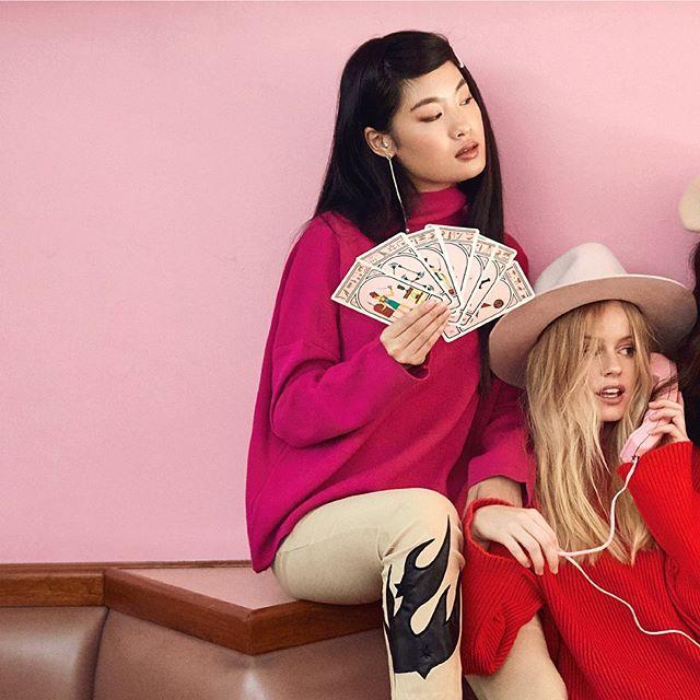 poleras juvenils MillieTejidos de moda invierno 2020
