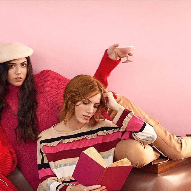 sweater juvenil MillieTejidos de moda invierno 2020