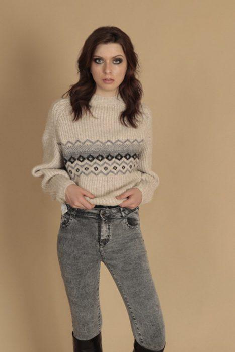 sweater juveniles mujer Look informales juveniles invierno 2020 Scombro