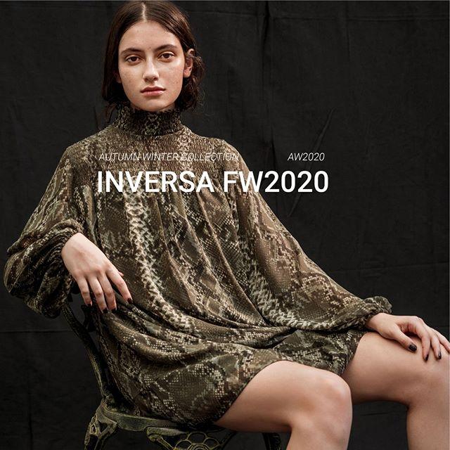 vestido animal print para el dia mangas largas inversa invierno 2020