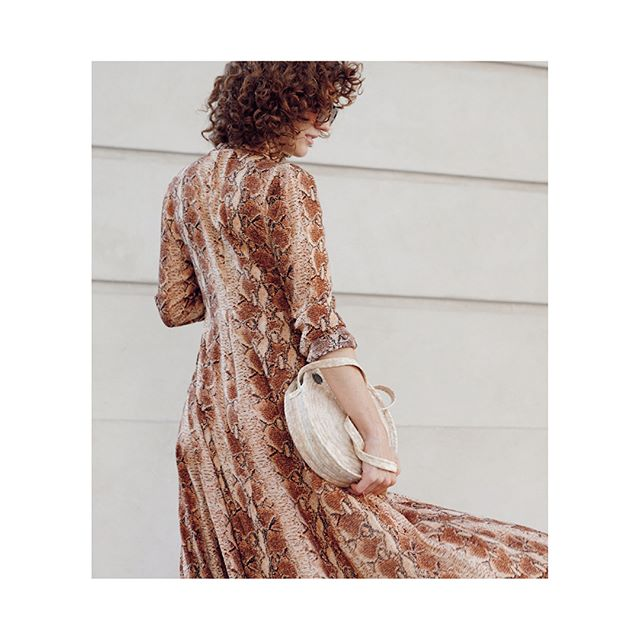 vestido largo casual elegante invierno 2020 Ted Bodin