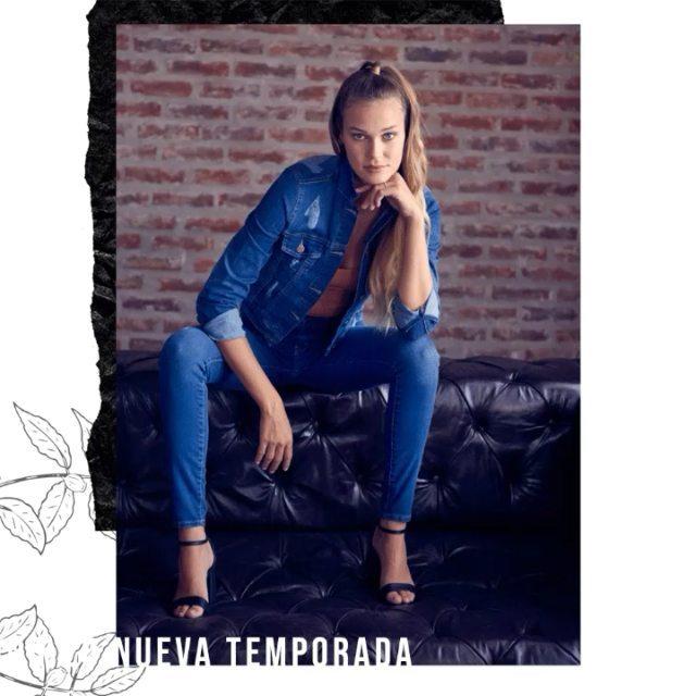 Nahana Jeans coleccion invierno 2020 chupin