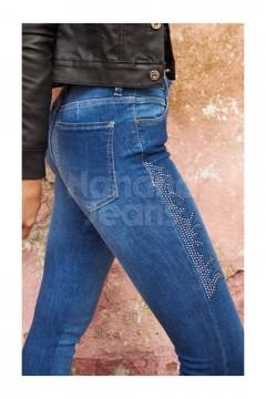 Nahana Jeans coleccion invierno 2020 tachas