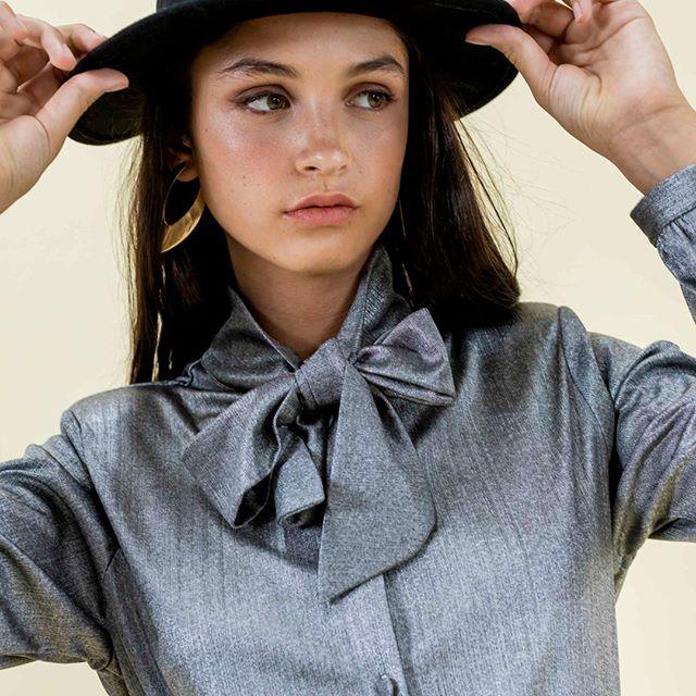 camisa gris mujer EVA MILLER