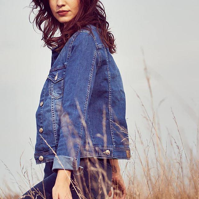 campera Nahana Jeans coleccion invierno 2020
