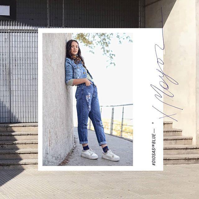 jeans boyfriend mujer Diosa Luna invierno 2020