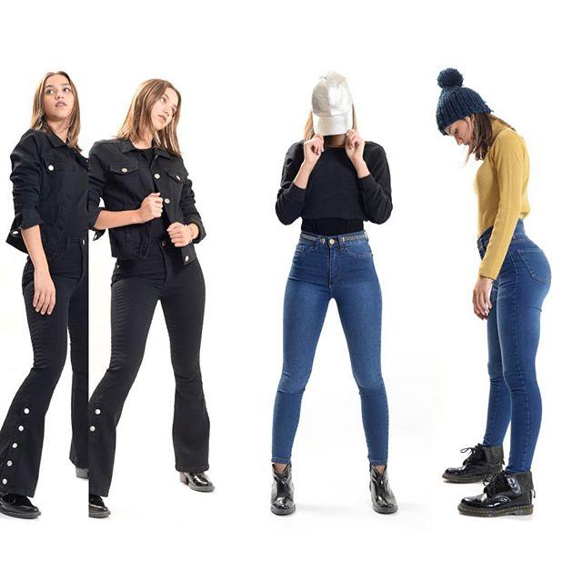 jeans mujer Diosa Luna invierno 2020