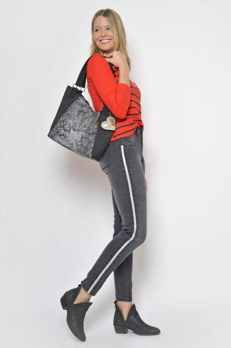look urbanos basicos Moravia Jeans invierno 2020