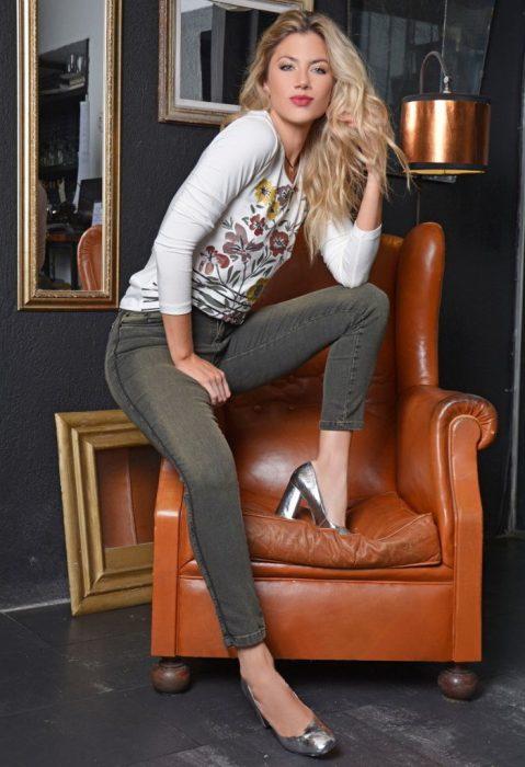remeras mangas largas señoras Moravia Jeans invierno 2020
