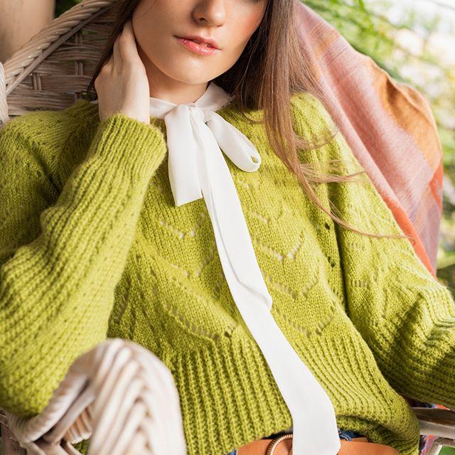 sweater calado EVA MILLER