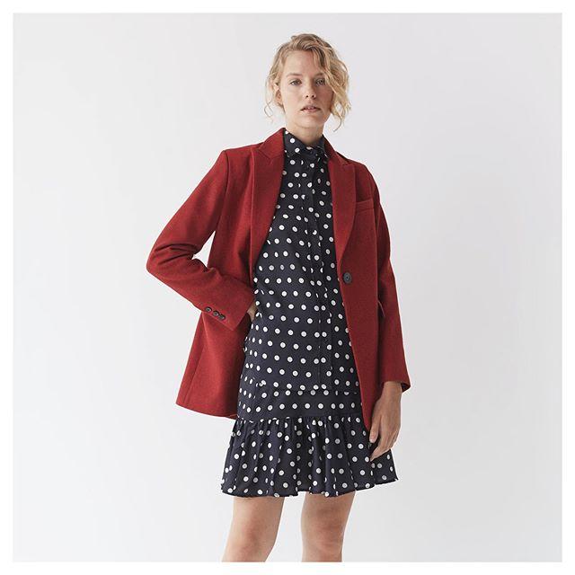 vestido corto para el dia mujer awada invierno 2020