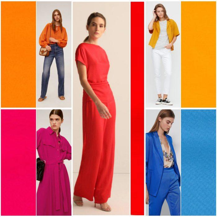 Moda Argenitna colores primavera verano 2021 Tonos alegres y fuertes 1
