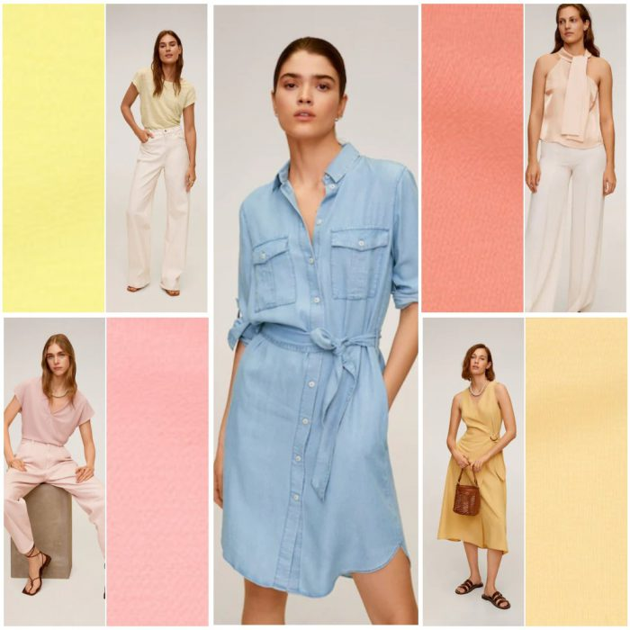Moda Argenitna colores primavera verano 2021 colores suaves y pasteles 1