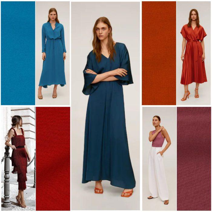 Moda Argenitna colores primavera verano 2021 sobrios y terrosos 1