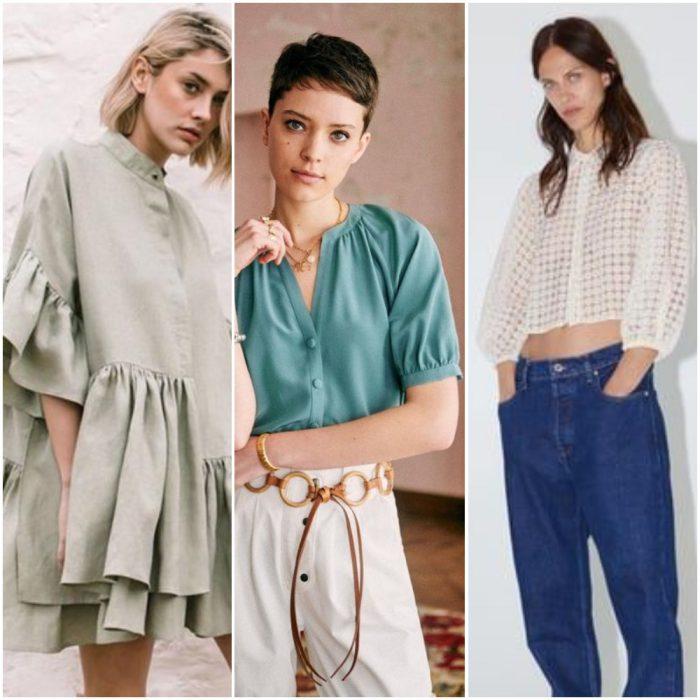 estilos años 80 estilos de moda verano 2021 Argentina