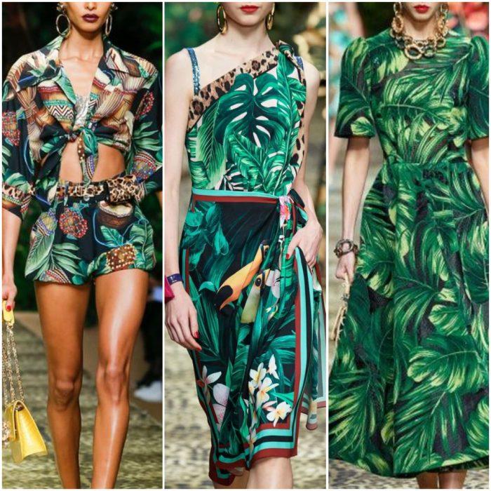 estilos selvatico estilos de moda verano 2021 Argentina