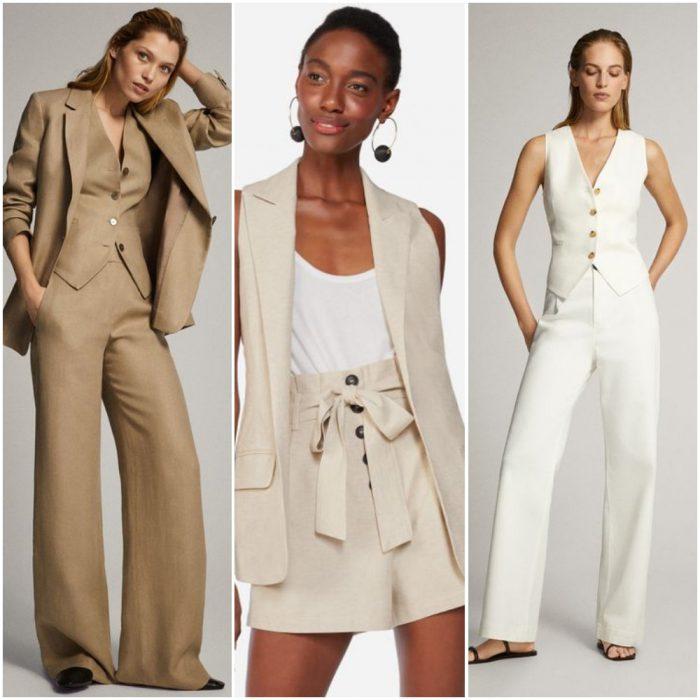estilos working girl estilos de moda verano 2021 Argentina