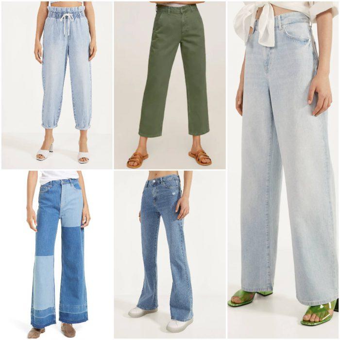 Jeans Para Mujer Primavera Verano 2021 Argentina Notilook Moda Argentina