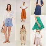 Ropa de moda primavera verano 2021 - Mujer Argentina