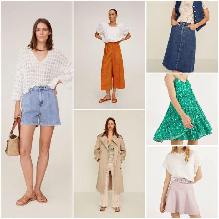ropa de moda para mujer tendencias primavera verano 2021 Argentina