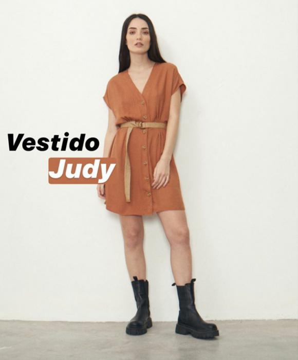 Enede Adelanto coleccion vestido camisero verano 2021