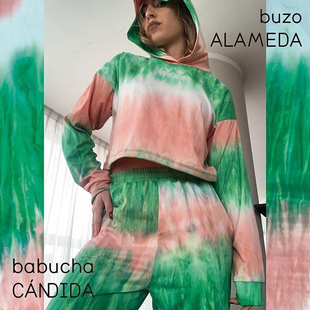 babucha y buzo rustico batik juvenil Love this verano 2021