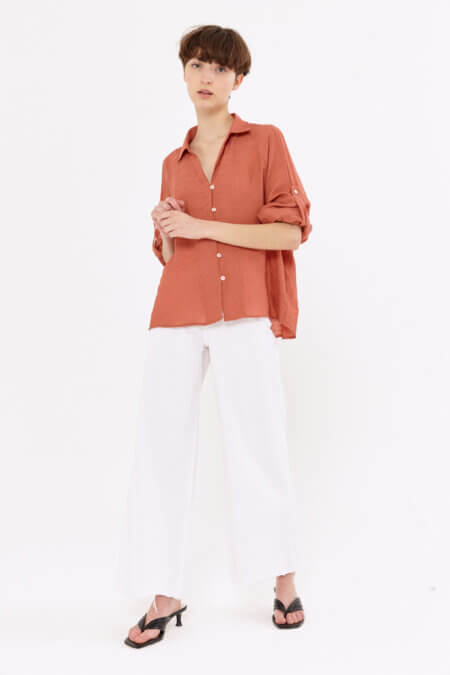 camisas mujer para el verano verano 2021