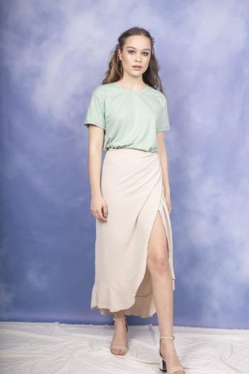 falda cruzada juvenil naif verano 2021