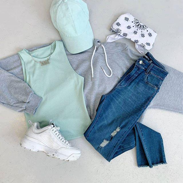 jeans chupin tiro super alto Psychic verano 2021