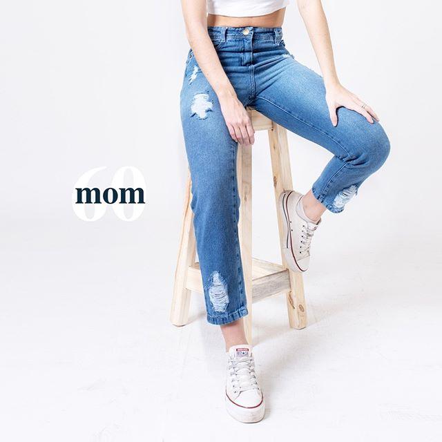 jeans mom ecole verano 2021