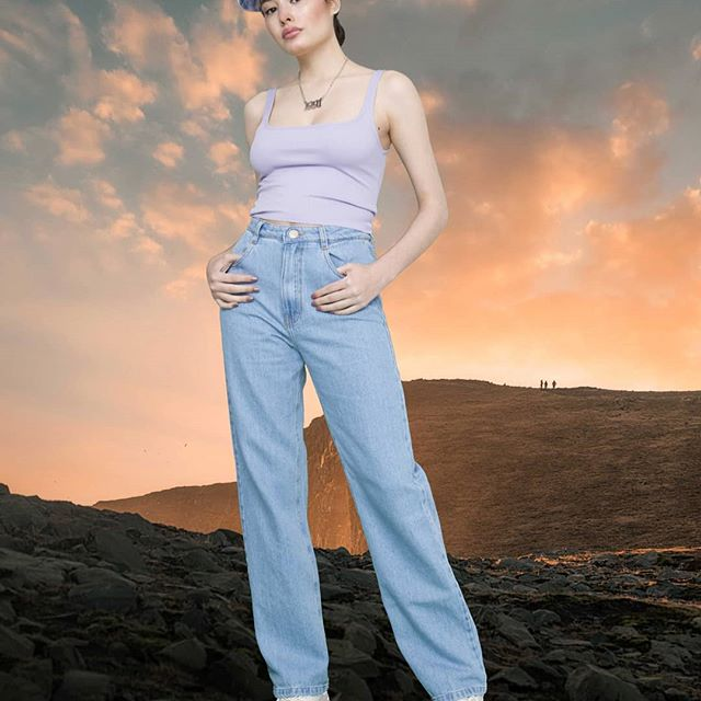 jeans mom juveniles Psychic verano 2021