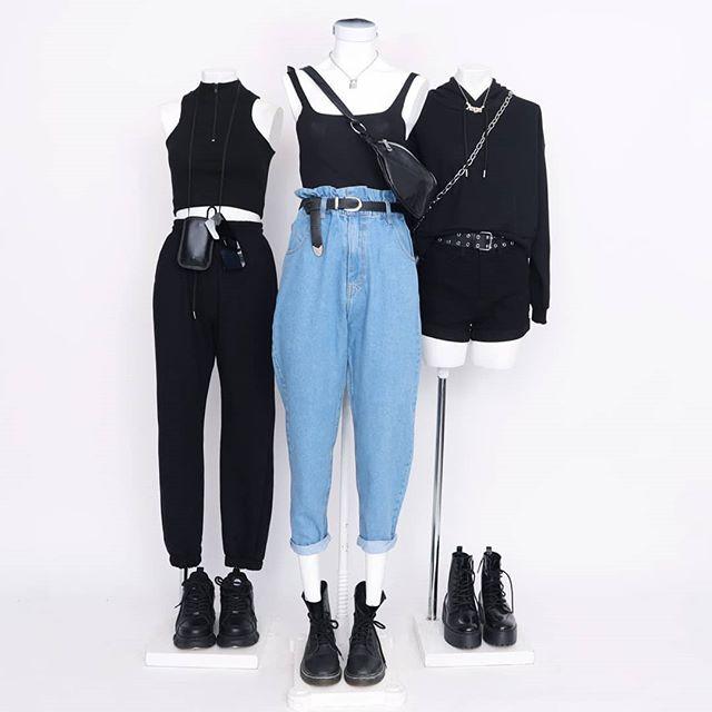 jeans plisados tipo babucha Psychic verano 2021