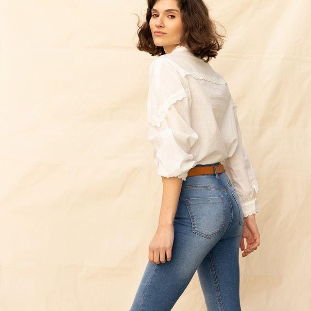 mujer Vertu jeans verano 2021