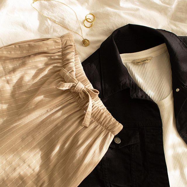 pantalnes de lino mujer Sans Doute verano 2021