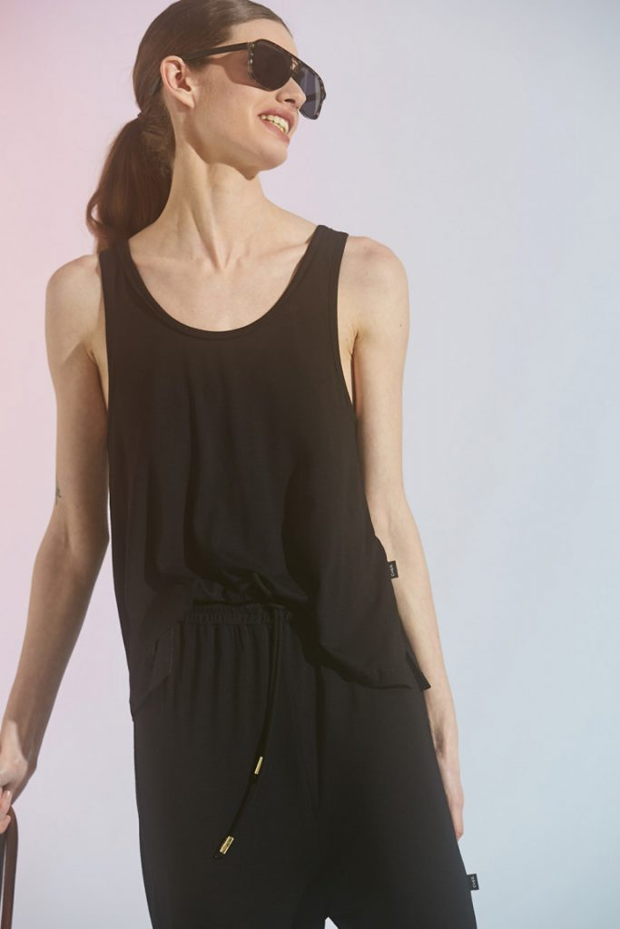 pantalon y remera algodon Maria cher verano 2021