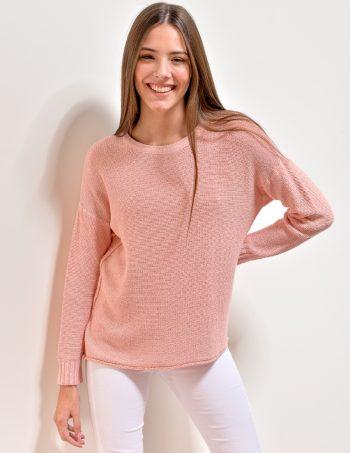 sweater hilo basico Mauro Sergio Tejidos verano 2021
