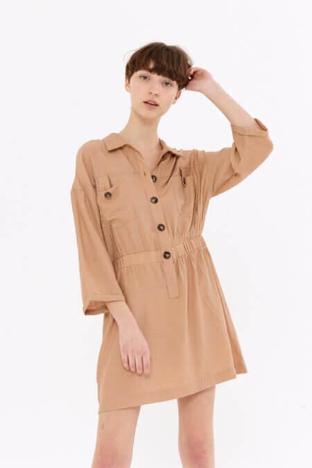 vestido camisero verano 2021