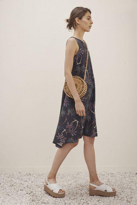 vestido casual elegante verano 2021 Carmela Achaval