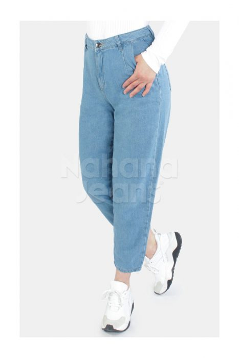 Jeans mom primavera verano 2021 Nahana Jeans
