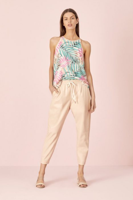 Babucha Pantalon De Vestir Mujer Tucci Verano 2021 Notilook Moda Argentina