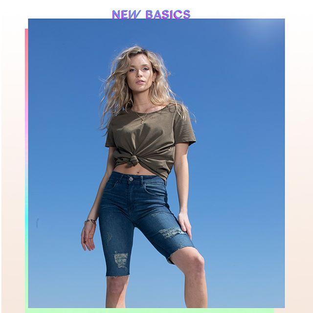 bermuda chupin mujer scombro jeans verano 2021