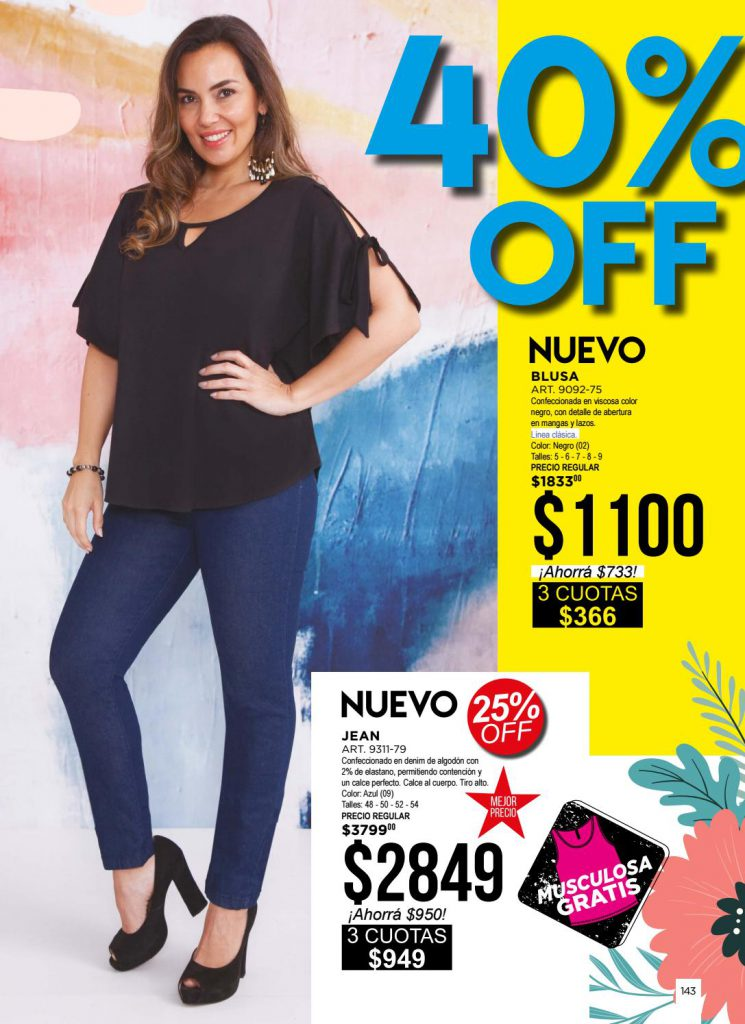 blusa negra Juana bonita verano 2021