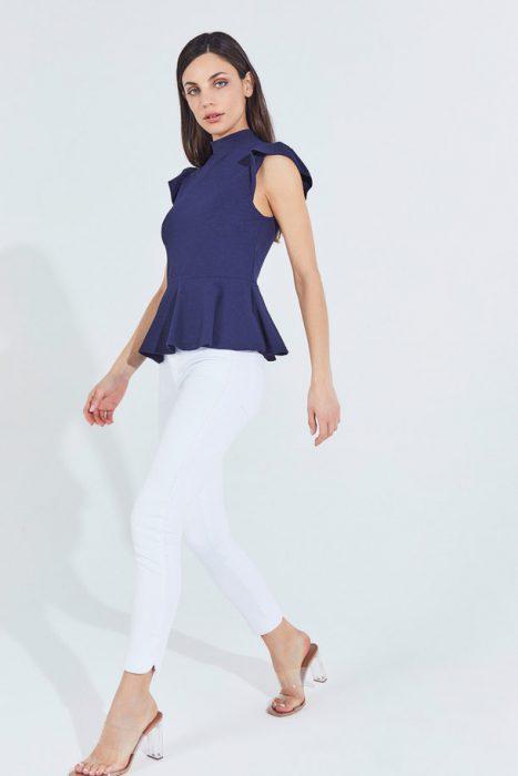 blusas para ir a la oficina markova verano 2021